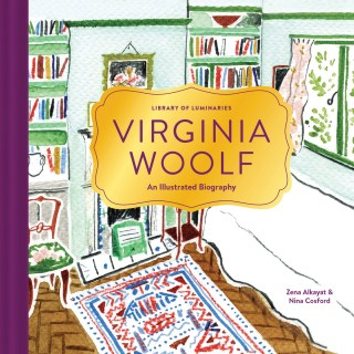 A Loving Illustrated Homage to Virginia Woolf's Remarkable Life and Legacy