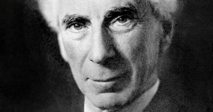 Essay work by bertrand russell bertrand russell virtues of liesure Oil painting of Bertrand Russell by  Roger Fry  colors changed