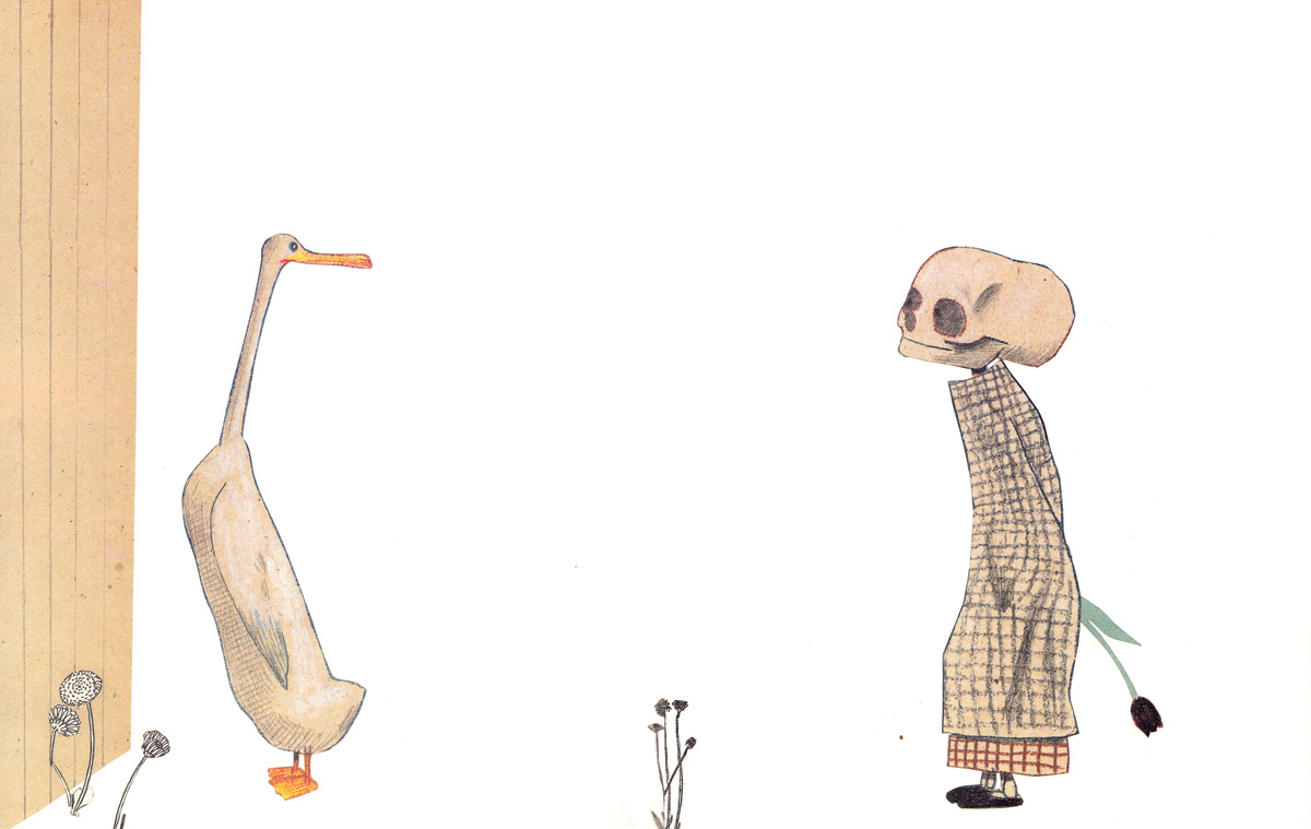 Duck, Death and the Tulip: An Uncommonly Tender Illustrated Meditation on the Cycle of Life