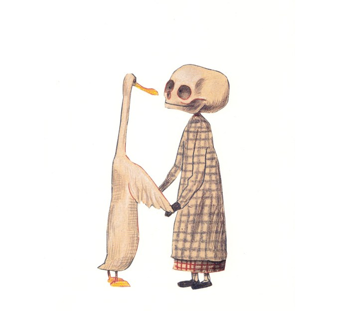 duckdeathandthetulip9