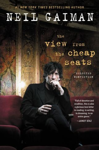 Neil Gaiman on Why We Read and What Books Do for the Human Experience