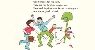 How Our Government Helps Us: A Charming 1969 Illustrated Primer