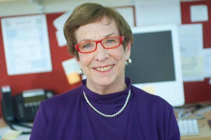 Suzanne Corkin (Photograph: Patrick Gillooly)
