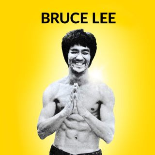 Bruce Lee - Magazine cover