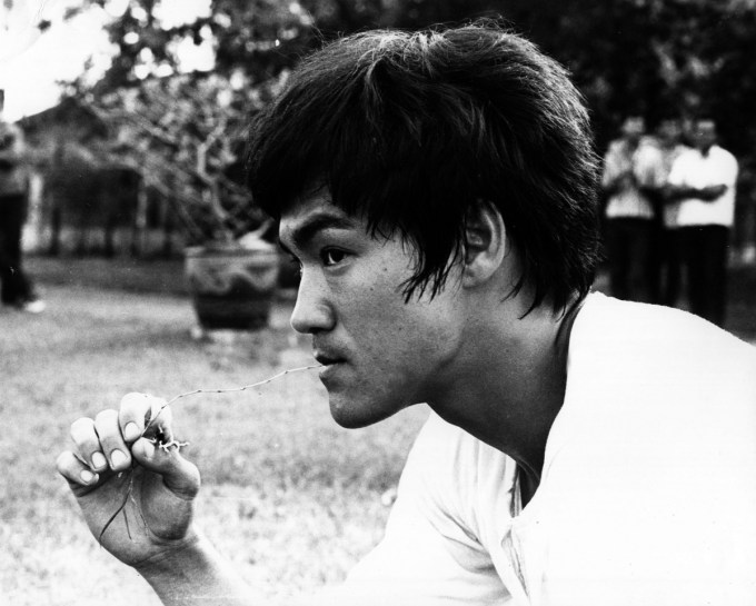 Bruce Lee (Photograph courtesy of the Bruce Lee Foundation archive)