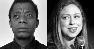 Chelsea Clinton Reads James Baldwin on the Creative Process and the Artist's Role in Society