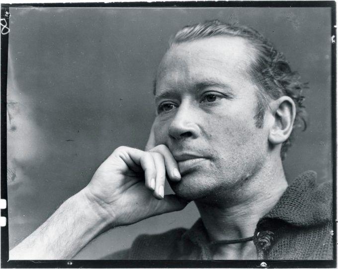E.E. Cummings by Edward Weston (Photograph courtesy of the Center for Creative Photography)