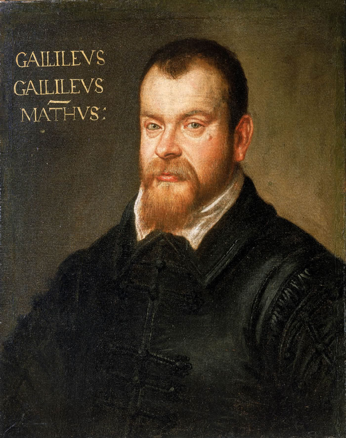 Galileo at age 42.