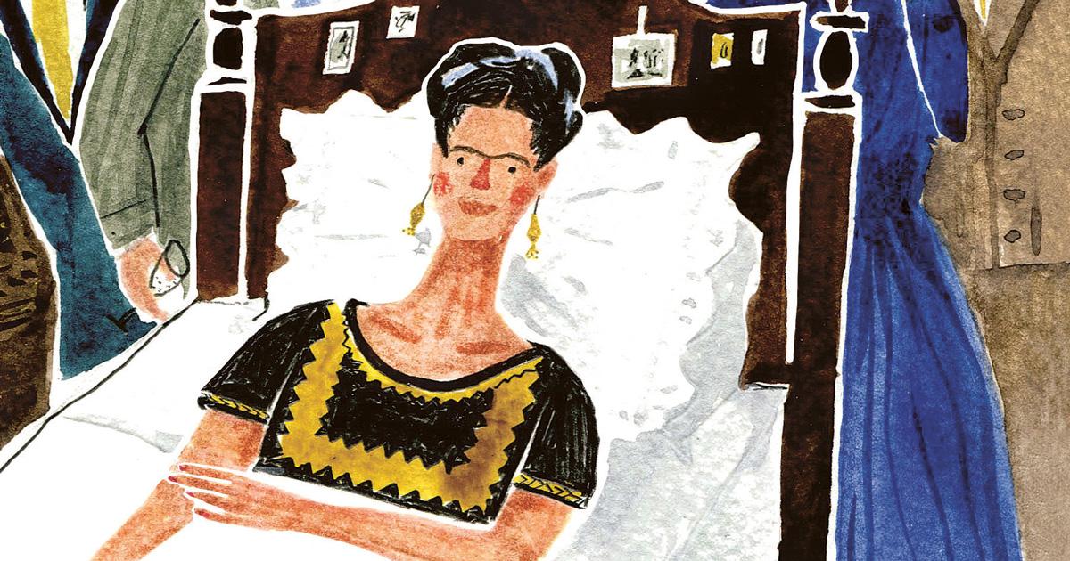 frida a biography of frida kahlo pdf