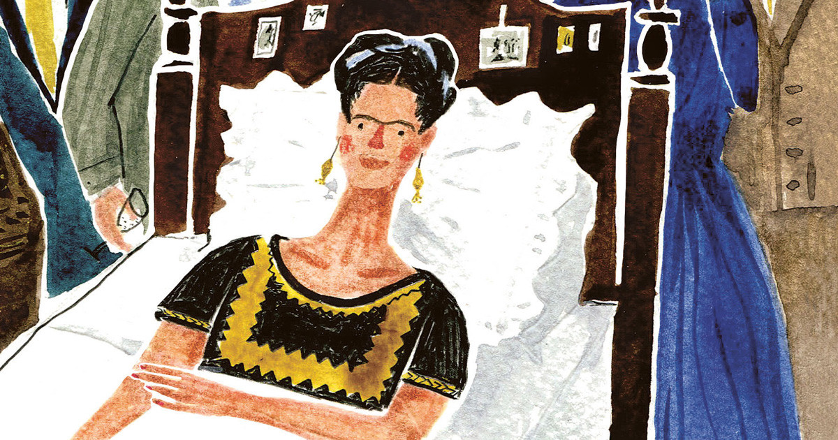 How Diego Rivera Met the Fierce Teenage Frida Kahlo and Fell in Love