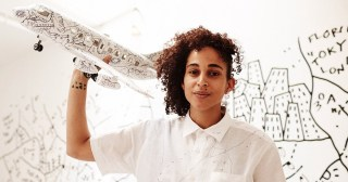 Wave: A Most Unusual Coloring Book by English Artist Shantell Martin, Inspired by Life in Japan