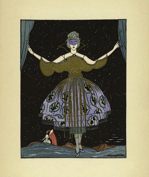 Art by Aleksandr Zinoviev, 1921 (New York Public Library public domain archive)