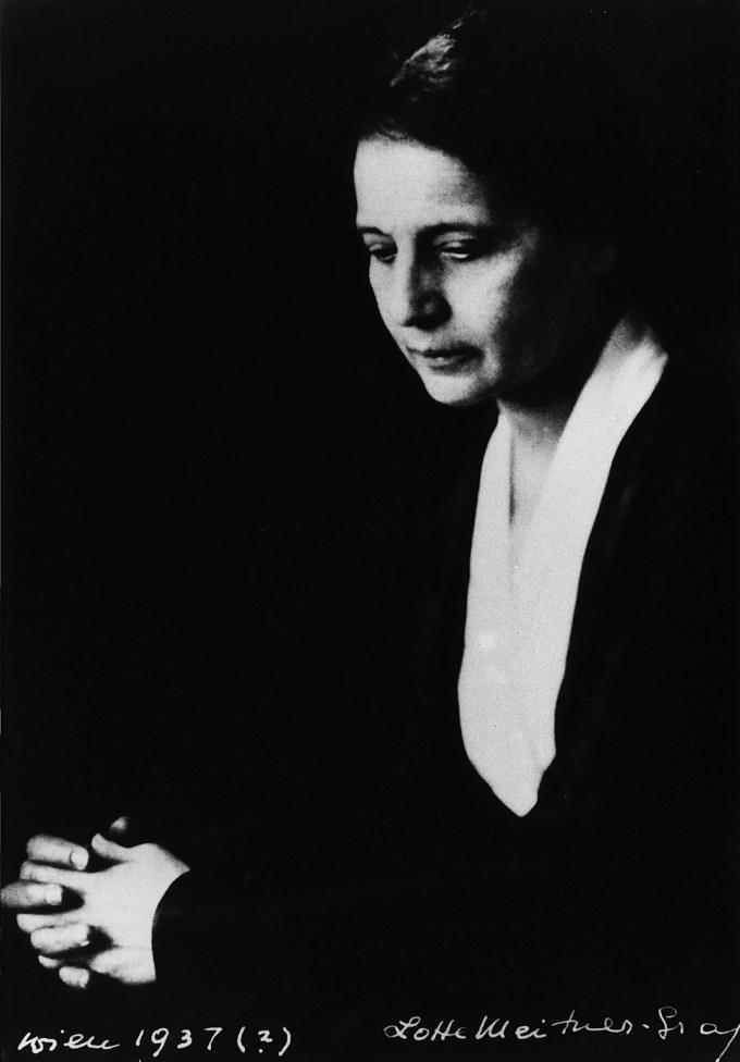 Lise Meitner in 1937