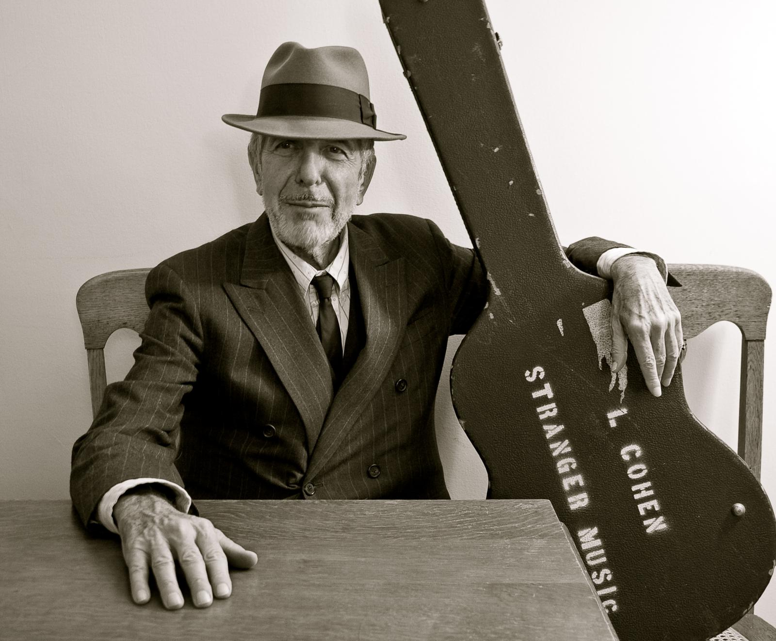 Leonard Cohen on Moonlight, the Mystique of Creativity, His Influences, and Why He Loves It When People Cover His Songs