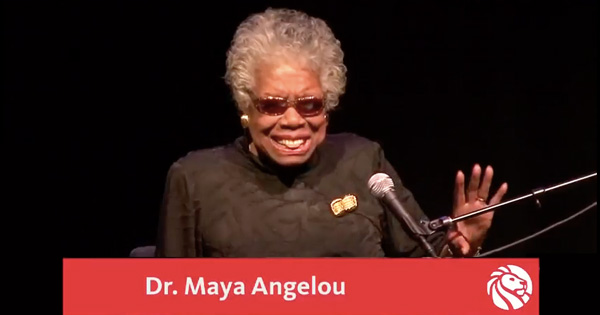 Thumbnail for Maya Angelou on How a Library Saved Her Life