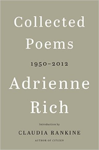 """Adrienne Rich Reads """"What Kind of Times Are These"""""""