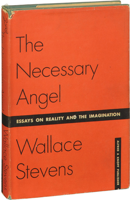 Wallace Stevens on Reality, Creativity, and Our Greatest Self-Protection from the Pressure of the News