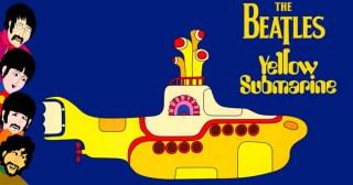 "A ""Yellow Submarine"" Love Story"