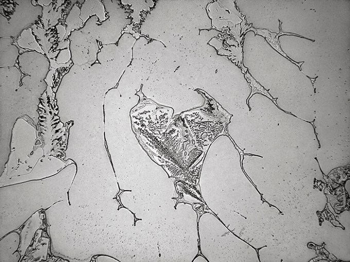 Emotional Lines In Art : The topography of tears: a stunning aerial tour landscape