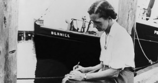Rachel Carson on Writing and the Loneliness of Creative Work