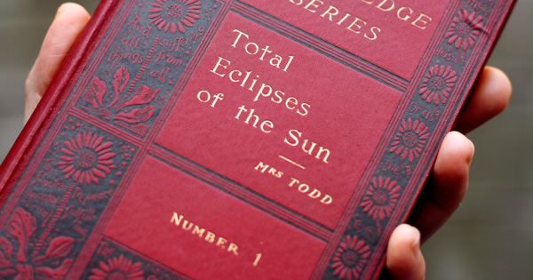 brainpickings.org - Maria Popova - What to Look for During a Total Solar Eclipse: Mabel Loomis Todd's Poetic 19th-Century Guide to Totality, with Help from Emily Dickinson