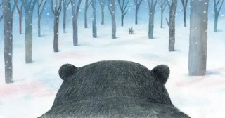 Bear and Wolf: A Tender Illustrated Fable of Walking Side by Side in Otherness