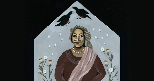Literary Witches: An Illustrated Celebration of Trailblazing