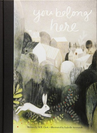 You Belong Here: An Illustrated Antidote to Our Existential Homelessness