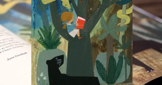 Jane Goodall's Lovely Letter to Children About How Reading Shaped Her Life