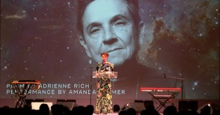 Amanda Palmer's Haunting Reading of Adrienne Rich's Poem About Love, Perspective, and the Hubble Space Telescope