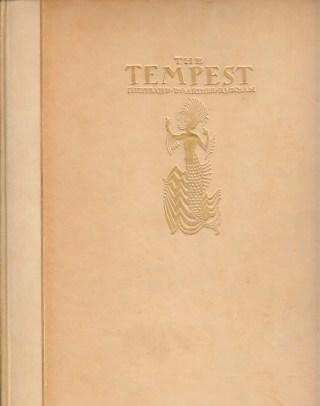 """Arthur Rackham's Stunning 1926 Illustrations for """"The Tempest"""""""