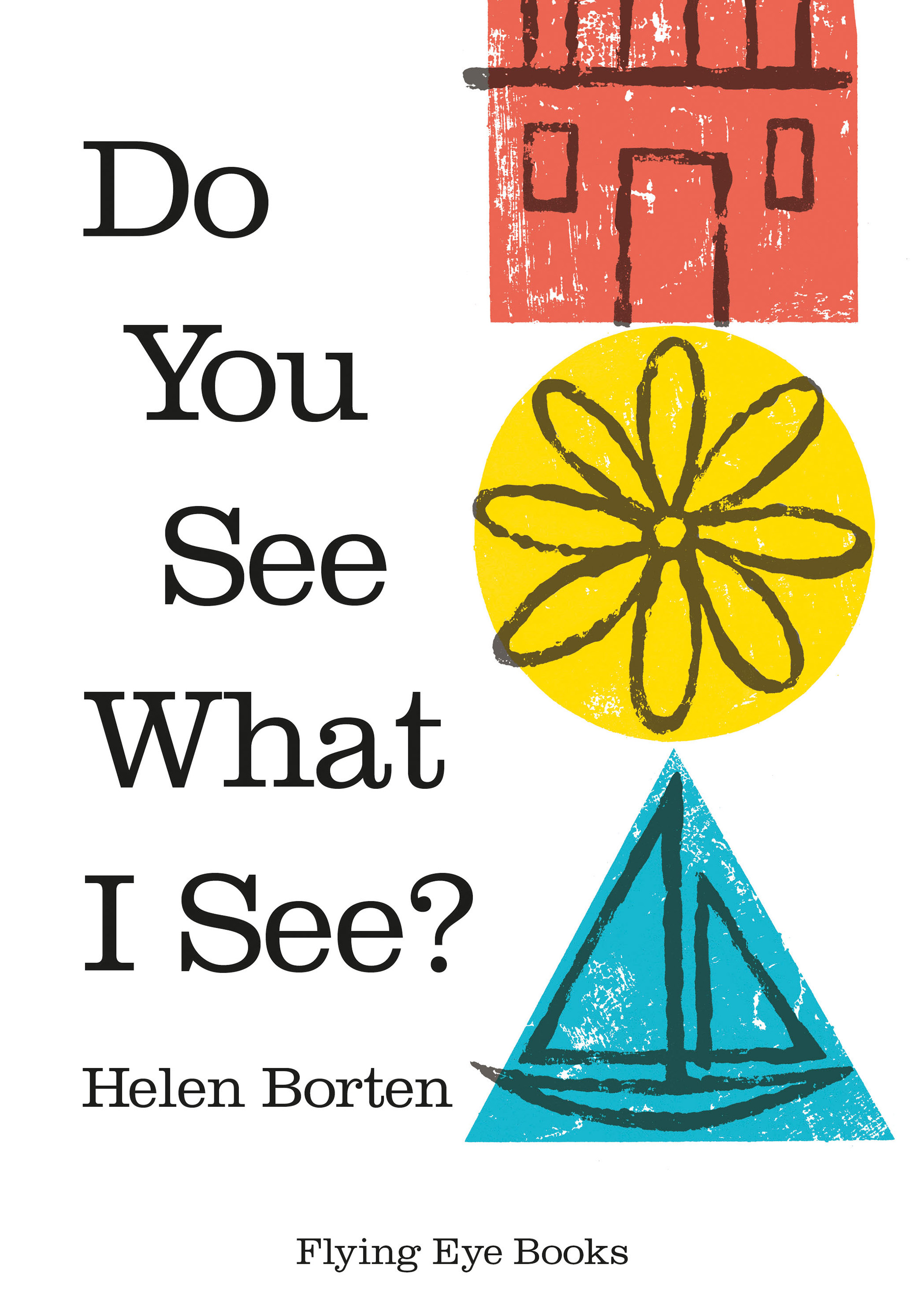 Do You See What I See? A Poetic Vintage Art-Science Primer on the Building Blocks of the Perceptual World