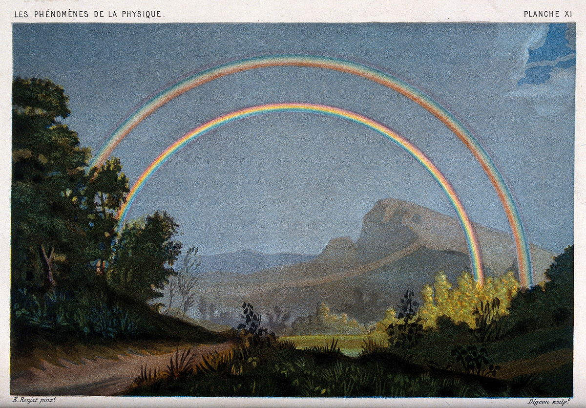The Storm, the Rainbow, and the Soul: Coleridge on the Interplay of Terror and Transcendence in Nature and Human Nature