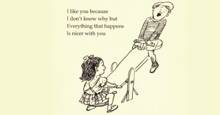 I Like You: An Almost Unbearably Lovely Vintage Illustrated Ode to Friendship