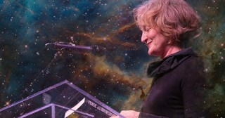 Figures of Thought: Krista Tippett Reads Howard Nemerov's Mathematical-Existential Poem About the Interconnectedness of the Universe