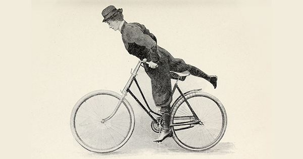 Bicycling for Ladies: An 1896 Manifesto for the Universal Splendors of the Bicycle as an Instrument of Self-Reliance, a Training Machine for Living with Uncertainty, and a Portal to Joy