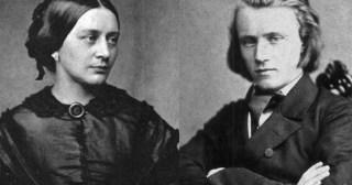 Love Beyond Label: Lisel Mueller's Tender Poem About the Lush, Unclassifiable Bond Between Johannes Brahms and Clara Schumann