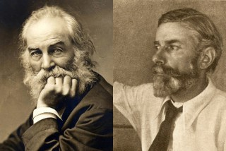Poet, Philosopher, and Pioneering LGBT Rights Advocate Edward Carpenter's Moving Love Letter of Gratitude to Walt Whitman