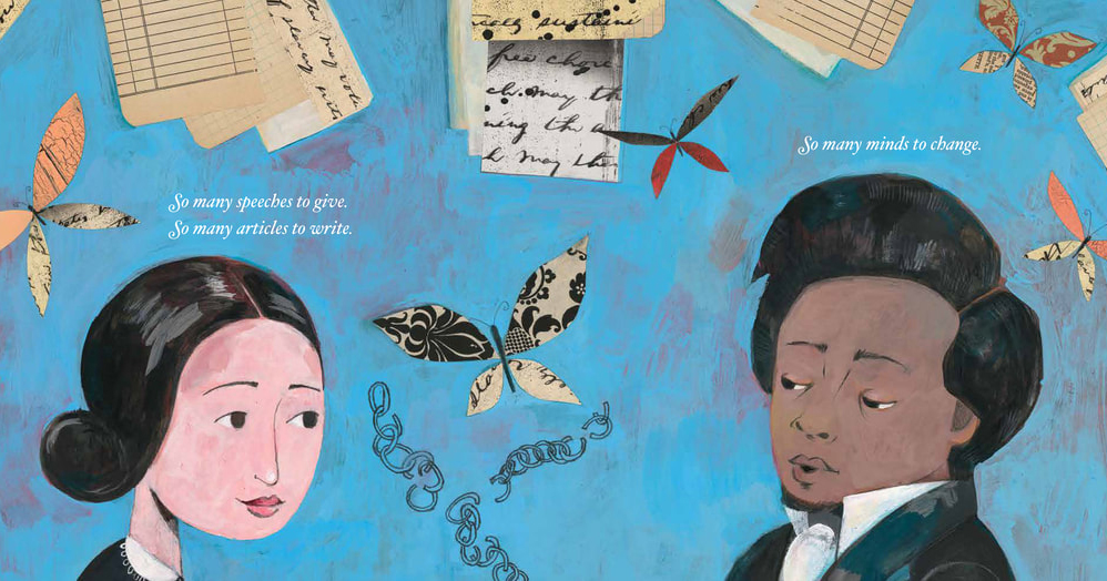 Two Friends: A Lovely Illustrated Celebration of Frederick Douglass and Susan B. Anthony's Entwined Paths as Pioneers of Freedom, Justice, and Equality