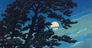 Of Trees, Tenderness, and the Moon: Hasui Kawase's Stunning Japanese Woodblock Prints from the 1920s-1950s