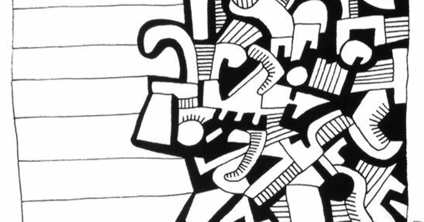Keith Haring on Art, the Diversity of Human Experience, and What Makes Us Who We Are