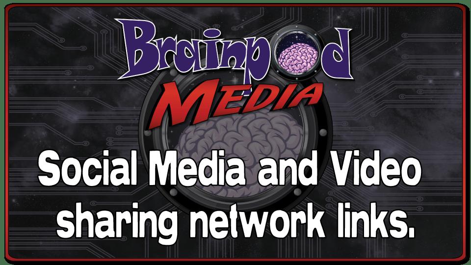 Social Media & Video Sharing Network Links