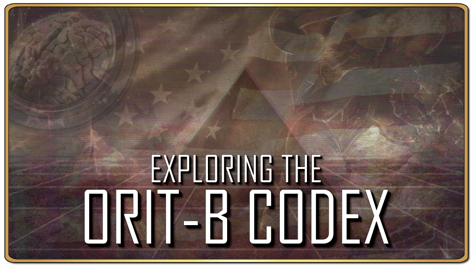 Exploring the ORIT-B CODEX