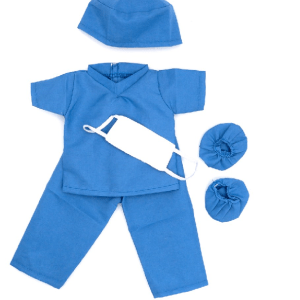18 inch medical scrubs