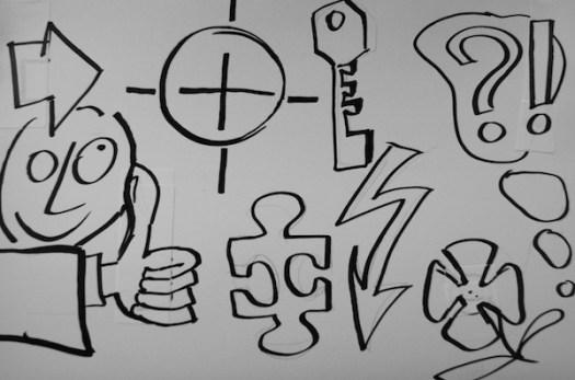 geen idee, brainstormen, brainstorm, brainstormbureau, brainstormsessie, brainstorm training, denken, brainstorm spel, tv, radio, programma, winnen, creatief, idee, sessie, reclame, guerrilla, dm, sp, art, design, strategie, sleutel, bliksem, vraagteken, doel, top, puzzel, geluk, hier