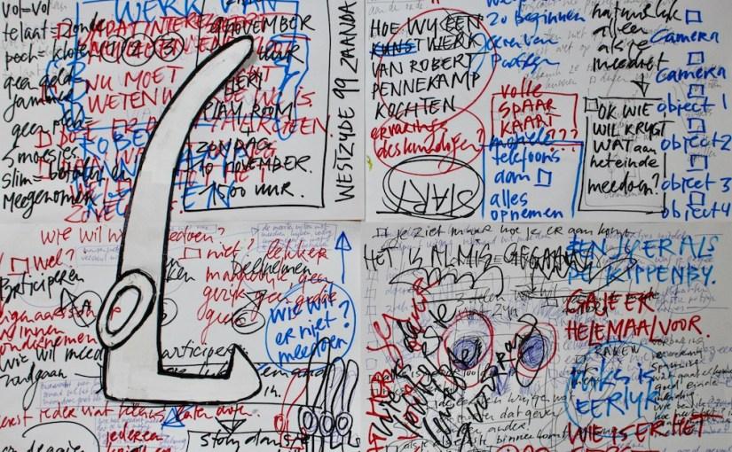 performance, performanceplan, site specific art action, geven, nemen, meer, minder, consument, verspilling, recycle, art, bewustwording, bakjes, leeg, zooi, troep, rommel, rotzooi, experiment, robert, pennekamp