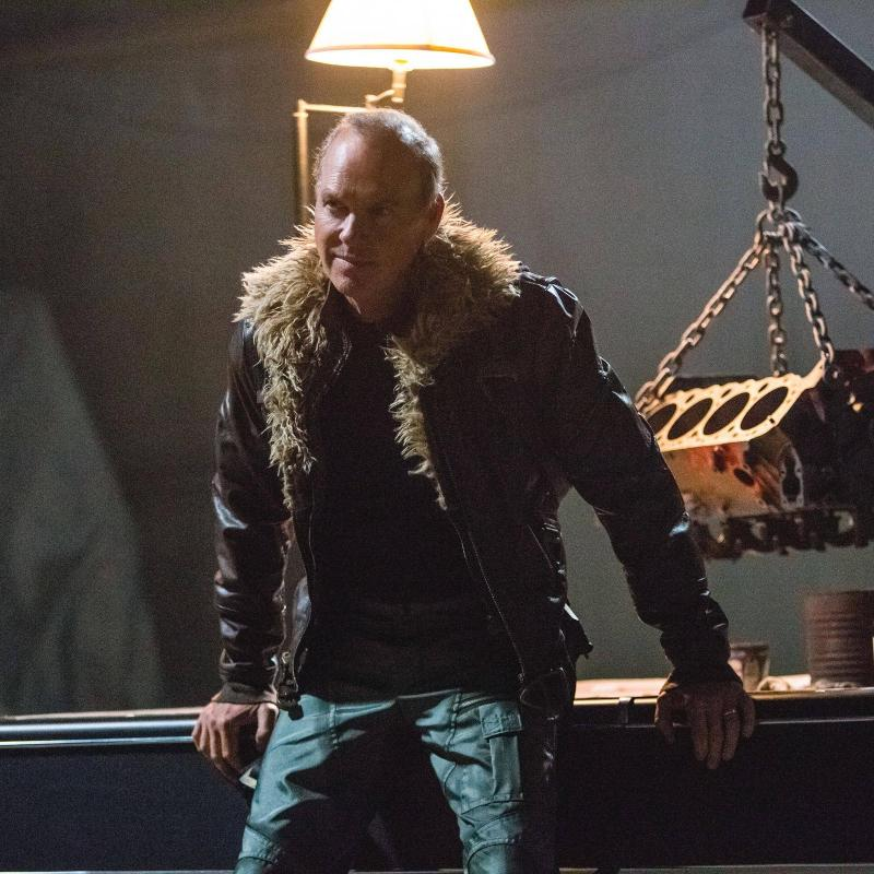 Michael Keaton as the Vulture!