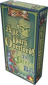 Board Game Night — Aye, Dark Overlord