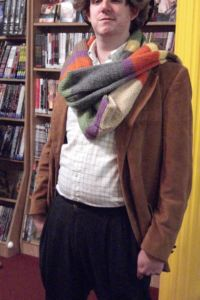 Chris Kennedy, 4th Doctor