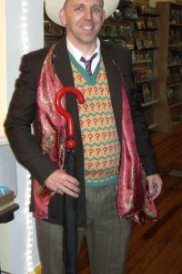 John Spangler, 7th Doctor
